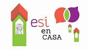 ESI en casa - Educacion Sexual Integral